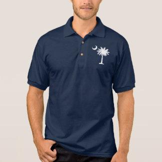 South Carolina Flag Apparel Polo Shirt