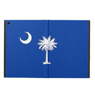 SOUTH CAROLINA FLAG iPad AIR COVERS