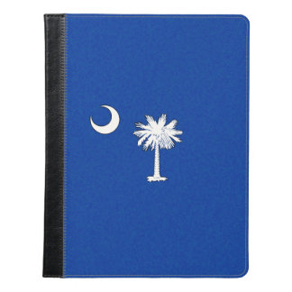 SOUTH CAROLINA FLAG iPad CASE