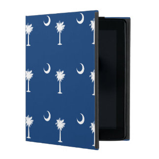 SOUTH CAROLINA FLAG iPad CASE