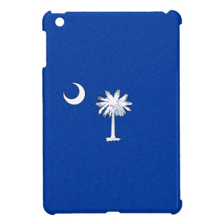 SOUTH CAROLINA FLAG iPad MINI CASE