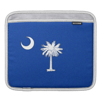 SOUTH CAROLINA FLAG iPad SLEEVE