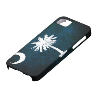South Carolina Flag; iPhone 5 Cover