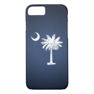 South Carolina Flag iPhone 8/7 Case