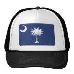 South Carolina Flag PERSONALIZE Trucker Hat
