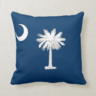South Carolina Flag pillow