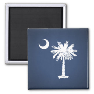 South Carolina Flag Refrigerator Magnets