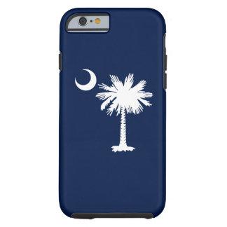 South Carolina Flag Tough iPhone 6 Case