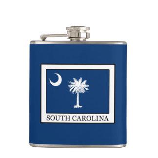 South Carolina Flask