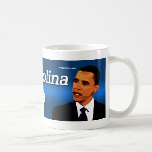 South Carolina for Obama Mug