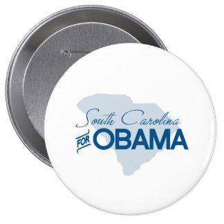 South Carolina for Obama png Button