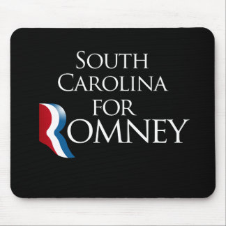 South Carolina for Romney -.png Mouse Pad