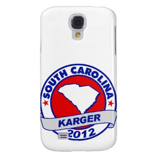 South Carolina Fred Karger Samsung Galaxy S4 Cover