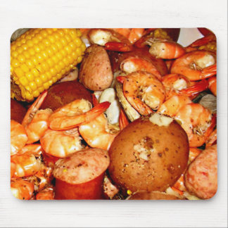 South Carolina Frogmore Stew Mouse Pad