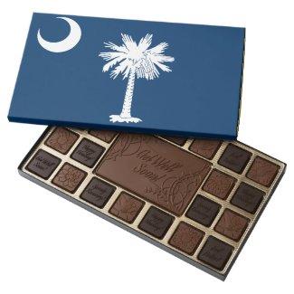 South Carolina 'Get Well' Chocolates