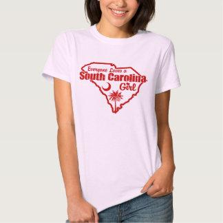 South Carolina Girl Shirts