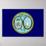 South Carolina Great Seal Print
