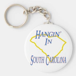 South Carolina - Hangin' Keychain