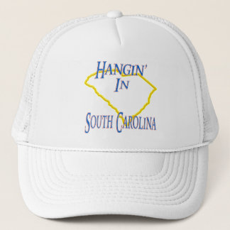 South Carolina - Hangin' Trucker Hat