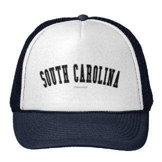 South Carolina Trucker Hat