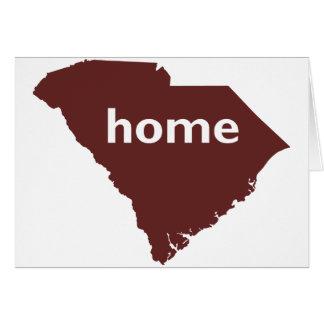 South Carolina Home Card