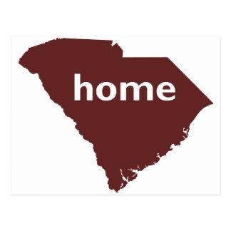 South Carolina Home Postcard