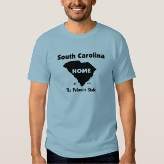 South Carolina Inspired Item T-shirt