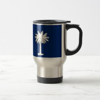 South Carolina Inspired Items Travel Mug