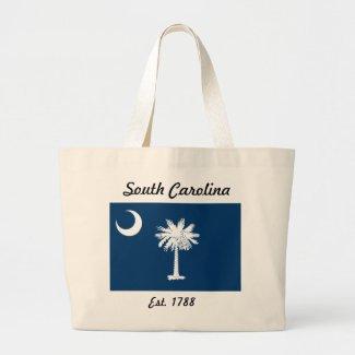 South Carolina Jumbo Tote