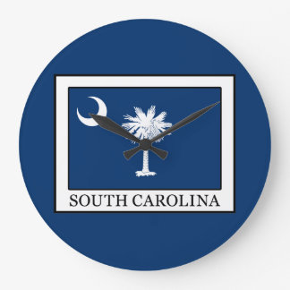 South Carolina Large Clock