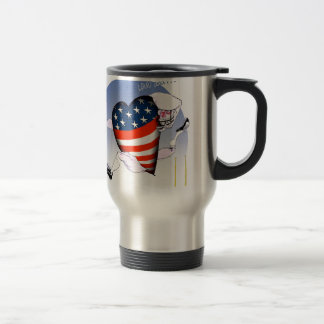 south carolina loud and proud, tony fernandes travel mug