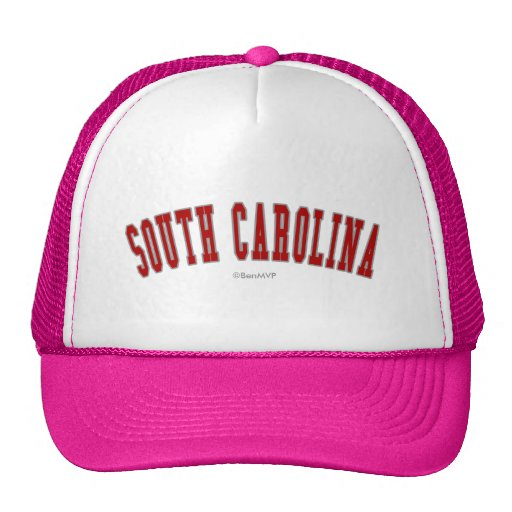 South Carolina Mesh Hat
