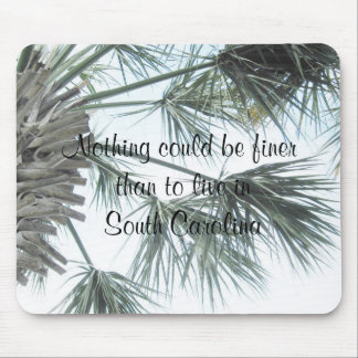 South Carolina Mouse pad.. Mouse Pad