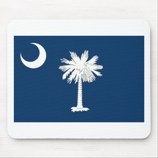 South Carolina Native Mouse Pad