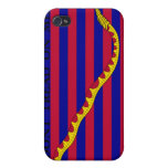 South Carolina Naval Flag during Revolutionary War Covers For iPhone 4