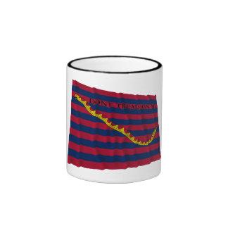 South Carolina Navy Flag Mugs