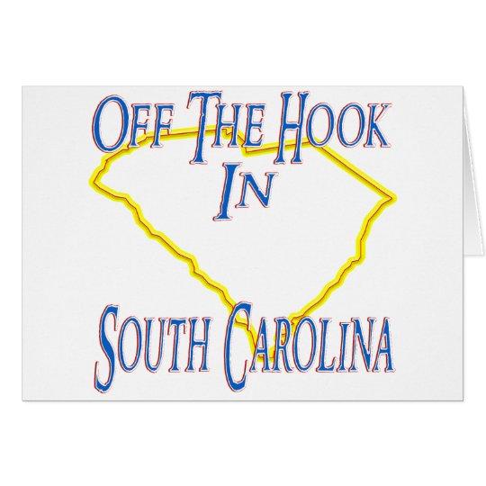 South Carolina - Off The Hook Card