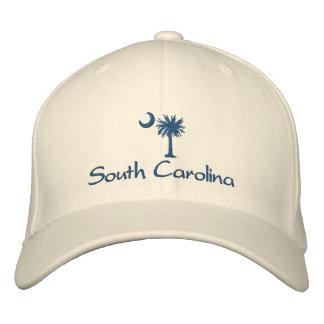 South Carolina Palmetto Embroidered Hat