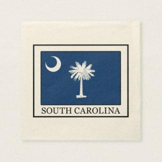 South Carolina Paper Napkin