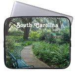 South Carolina Park Laptop Computer Sleeve
