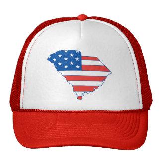 South Carolina Patriotic Hat