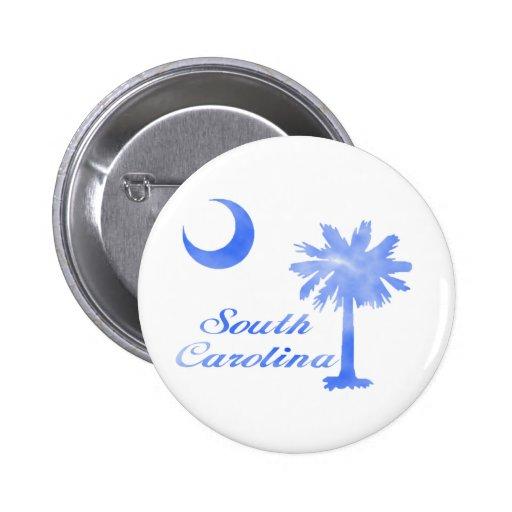 South Carolina Pinback Buttons