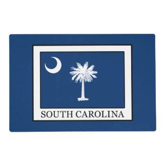 South Carolina Placemat
