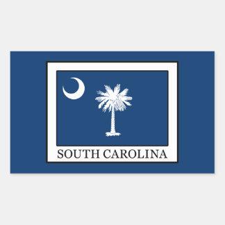 South Carolina Rectangular Sticker