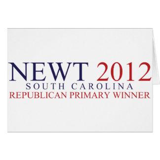 South Carolina Republican Primary Card