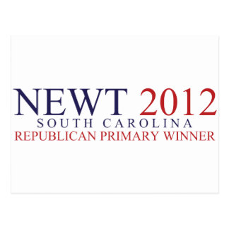 South Carolina Republican Primary Postcard