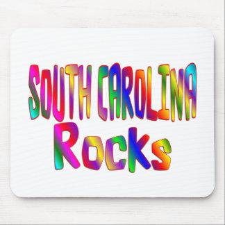 South Carolina Rocks Mouse Pads