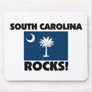 South Carolina Rocks Mouse Mat