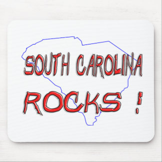 South Carolina ROCKS Mouse Mats