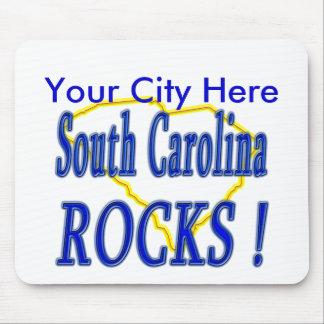 South Carolina Rocks ! Mouse Mats